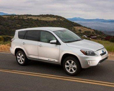 Toyota bán bớt một số cổ phần trong hãng xe điện Tesla của Mỹ