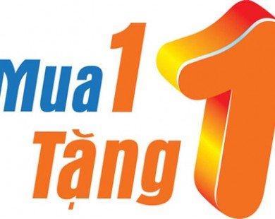 """Ưu đãi lớn """"mua 1 tặng 1"""" từ Landmark Việt Nam dịp cuối năm"""