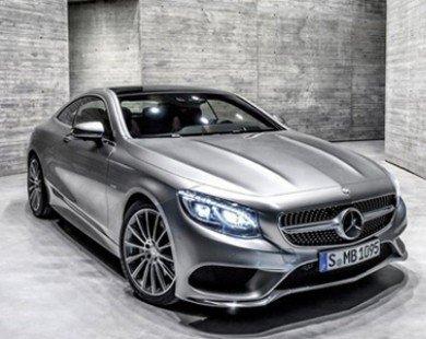 """""""Hàng độc"""" của Mercedes tại triển lãm ô tô Việt Nam 2014"""