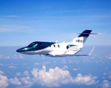 Honda sản xuất động cơ phản lực để tiến vào thị trường máy bay