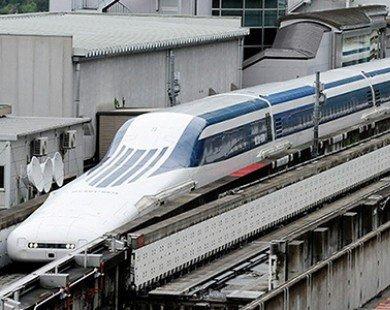 Nhật Bản: Hành khách trải nghiệm tàu siêu tốc 500km mỗi giờ