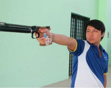 Bắn súng TPHCM vươn lên mạnh mẽ