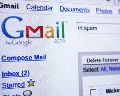 Gmail được tích hợp biên tập văn bản MS Office trong Inbox