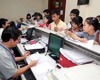 Bộ GD&ĐT công bố thủ tục hành chính mới