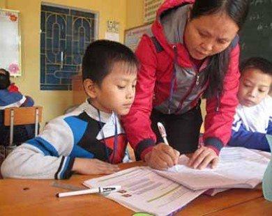 Tự tin thực hiện thông tư 30 tại trường học mới VNEN