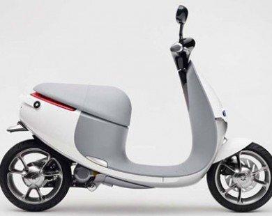 Gogoro Smartscooter – Xe máy điện của hai cựu giám đốc HTC