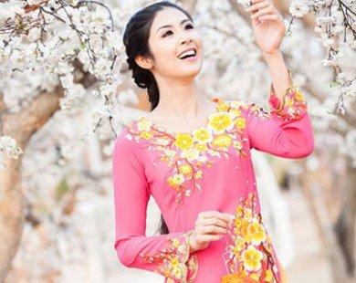 Hoa hậu Việt Nam nào xứng danh đệ nhất mĩ nữ áo dài?