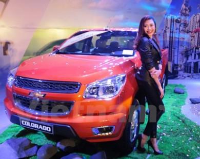 Chevrolet Colorado ra mắt 4 phiên bản, giá từ 599 triệu đồng