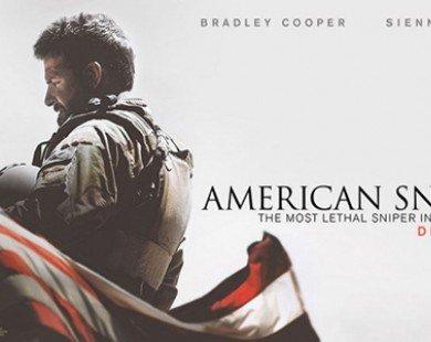 """Phim """"American Sniper"""" bị chỉ trích là cổ vũ cho chiến tranh"""