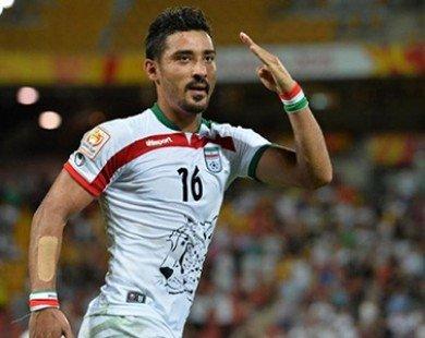 Asian Cup: Carlos Queiroz đưa Iran hiên ngang vào tứ kết