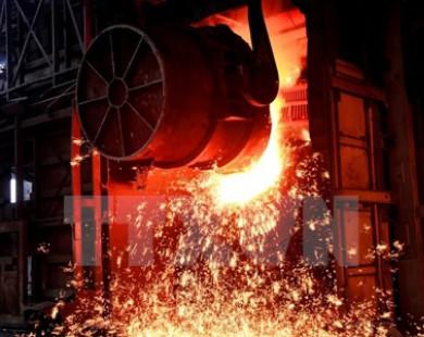 Tháng Một, chỉ số sản xuất toàn ngành công nghiệp giảm 2,8%