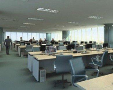 Giá thuê văn phòng ở London đắt nhất thế giới