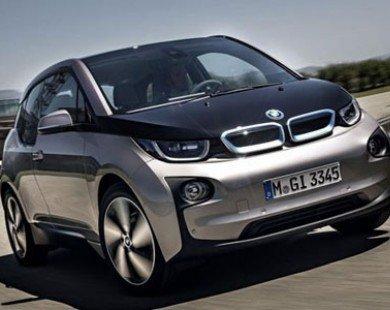 BMW i3 2015 tăng giá đáng kể