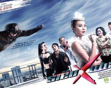 """""""Siêu nhân X"""" của Nguyễn Quang Dũng mở màn mùa phim Tết"""