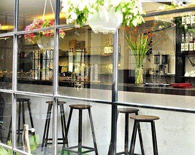 Oromia Coffee phong cách mới của cafe Sài thành