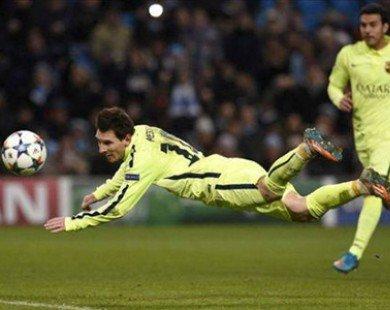 Messi: Bỏ lỡ nhiều nhưng vẫn hơn đứt