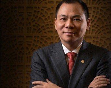 Ông Phạm Nhật Vượng vẫn là tỷ phú giàu nhất Việt Nam