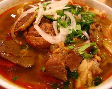 Hướng dẫn cách nấu món Bún Bò Huế ngon và đúng cách