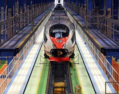 10 tàu cao tốc nhanh nhất thế giới