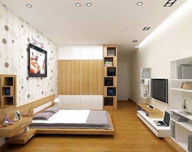 Phong thủy cho căn hộ có nhiều phòng ngủ