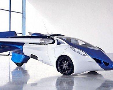 Xe bay của Aeromobil sẽ xuất hiện trên thị trường vào năm 2017