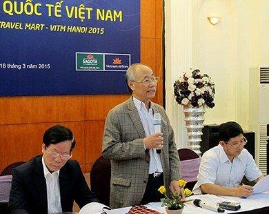 Nhiều khuyến mại lớn tại Hội chợ Du lịch quốc tế Việt Nam 2015