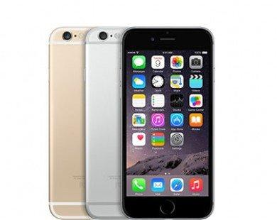 iPhone 6 – Thiết bị di động phổ biến nhất