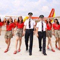 Vietjet Air giảm giá vé đến 50% cho chương trình kích cầu du lịch