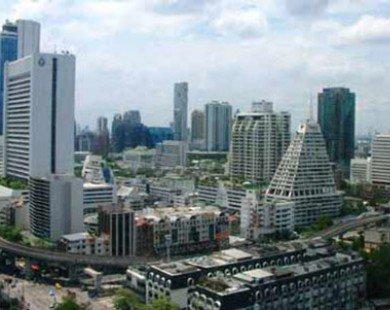 Giá thuê văn phòng Bangkok rẻ nhất châu Á-Thái Bình Dương