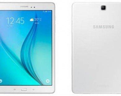 Samsung bất ngờ trình làng máy tính bảng tầm trung Galaxy Tab A