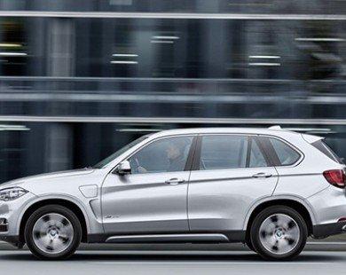 Lộ diện mẫu BMW X5 plug-in hybrid cho thị trường Trung Quốc