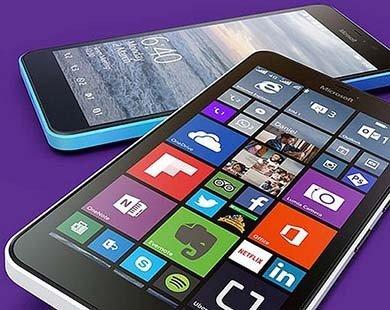 Rò rỉ bộ đôi smartphone cao cấp Lumia