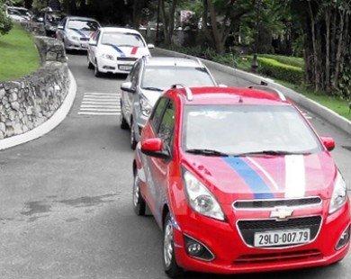 GM tặng xe hơi khách hàng dịp cán mốc xuất xưởng 500 triệu sản phẩm
