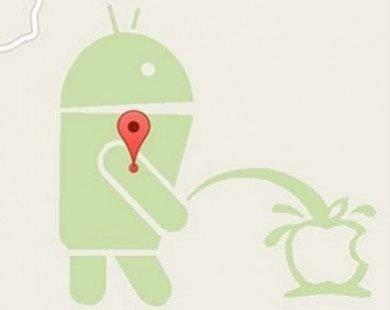 """Google đóng cửa Map Maker sau sự cố """"tè bậy"""""""
