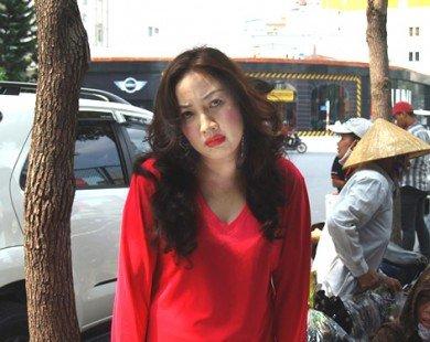 Diễn viên Thiên Hương hóa điên vì bị phụ tình
