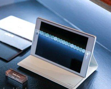 Cận cảnh máy tính bảng Asus ZenPad 7 và ZenPad 8