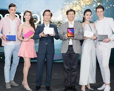 Asus công bố loạt tablet ZenPab mới tại Computex 2015