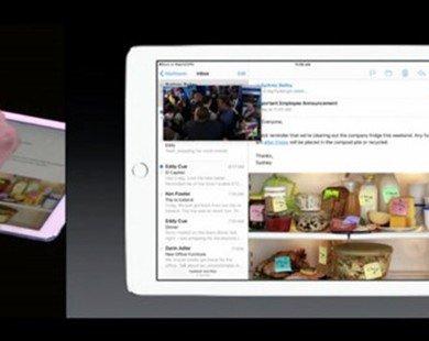 Apple ngấm ngầm dụ dỗ người dùng nâng cấp lên iPad mới nhất