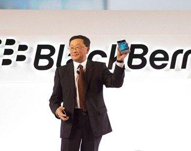 BlackBerry có thể sẽ trình làng smartphone chạy Android