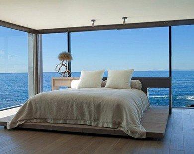 12 căn phòng ngủ có tầm nhìn 360 độ tuyệt đẹp