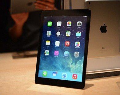 """iOS 9 tiết lộ bàn phím mới, màn hình """"khủng"""" của iPad Pro"""