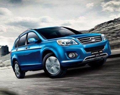"""4 xe """"lạ hoắc"""" nhưng lại bán chạy nhất tại Trung Quốc"""