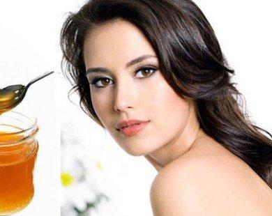 Các cách chữa vết thâm trên mặt bằng mật ong và vitamin E