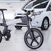 Xe đạp siêu thông minh e-bike cho người bận rộn
