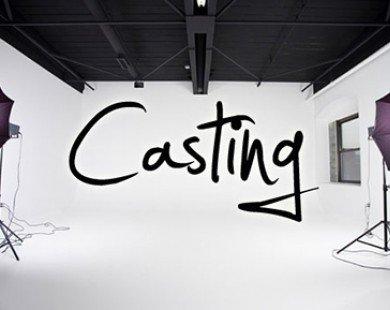 TodayTV casting diễn viên cho phim mới
