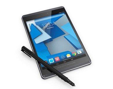 HP Pro Slate 8: Máy tính bảng thời trang cho giới kinh doanh
