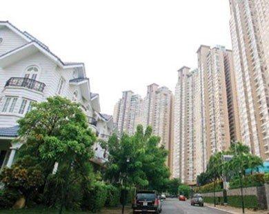 Lĩnh vực bất động sản thu hút gần 20% vốn FDI