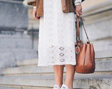 Những kiểu giày thể thao thoải mái, sành điệu cho cô nàng mùa thu