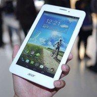 Tablet 3G giá rẻ tung hoành thị trường