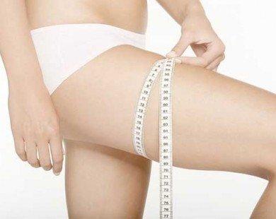 3 bước để giảm béo đùi tại nhà nhanh chóng